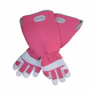 havehandsker Pink