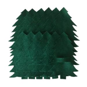 Filtjuletræ Grøn